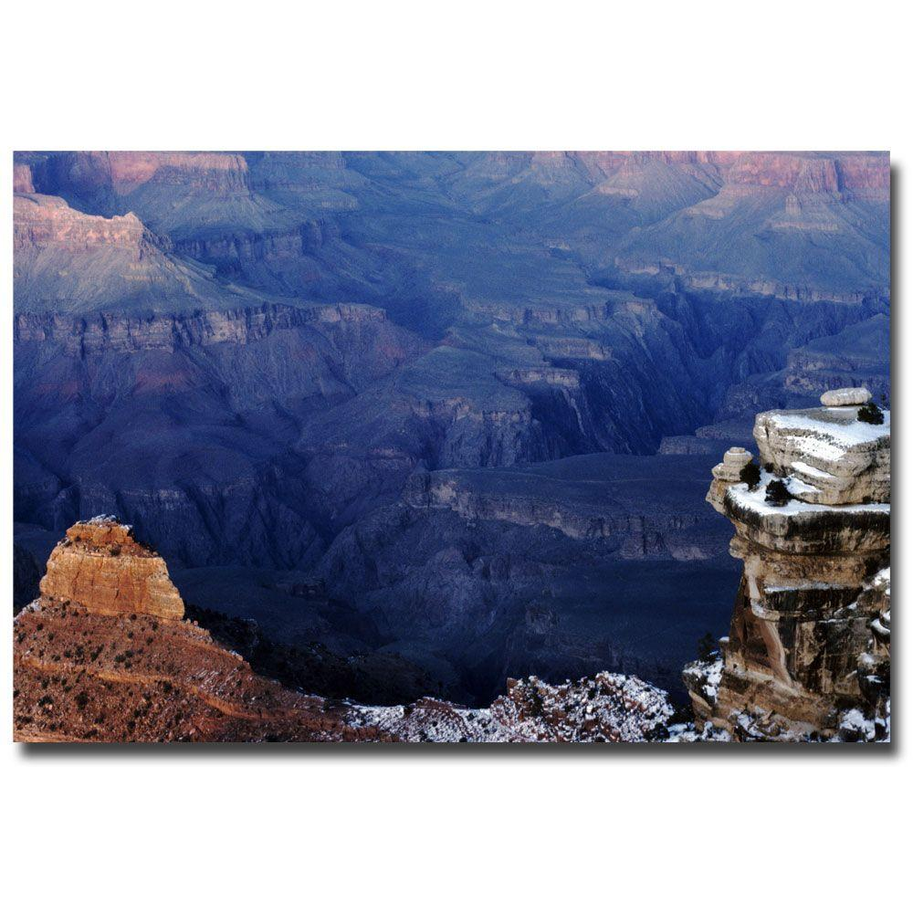 30 in. x 47 in. In the Mountains Canvas Art