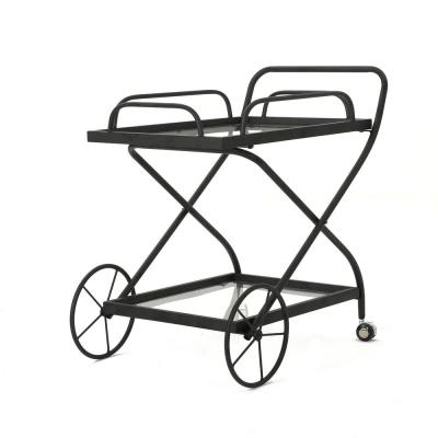 Indio Outdoor Patio Bar Cart