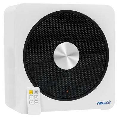 1,500-Watt Portable Ceramic Space Heater with 4 Critical Safety Features