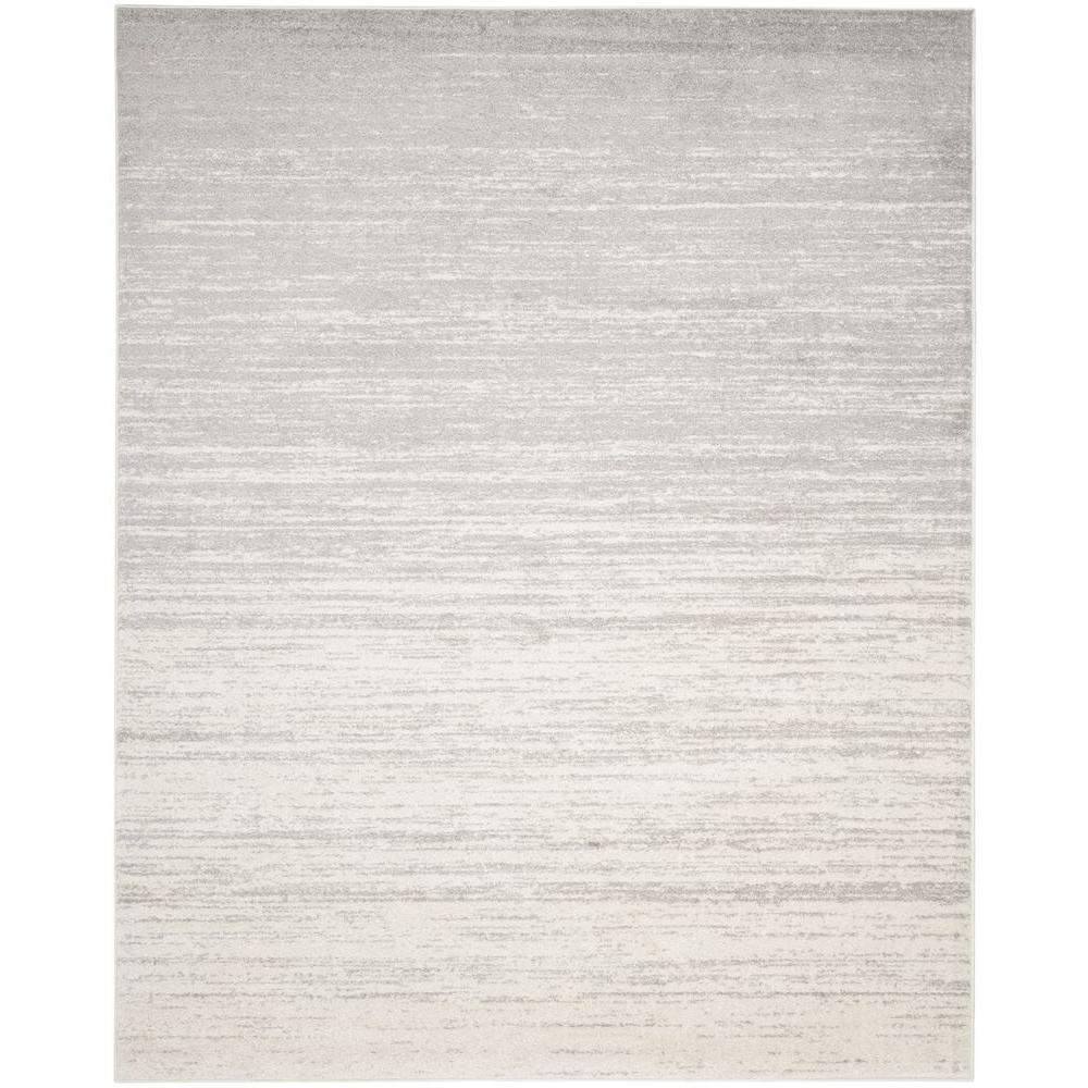 Safavieh Adirondack Ivory Silver 10 Ft X 14 Ft Area Rug