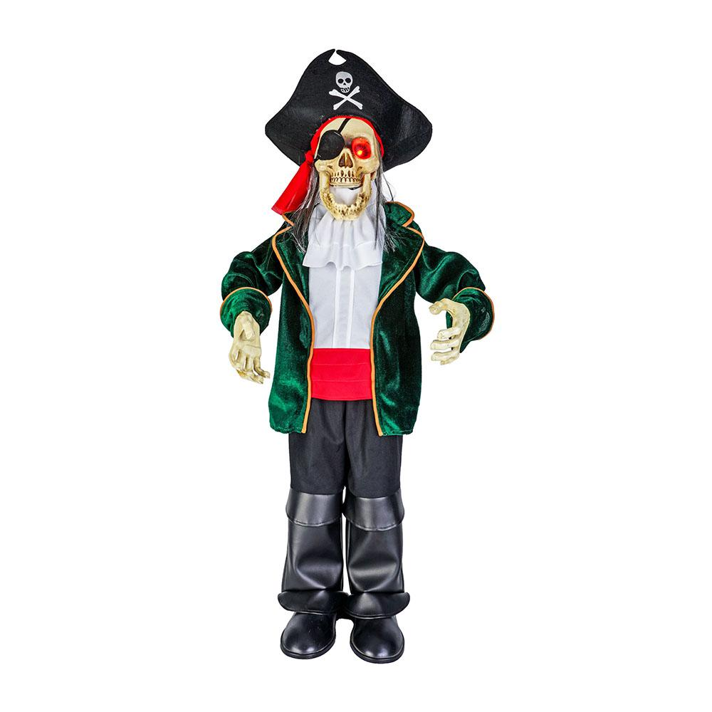Home Accents Holiday 36 in. Animated Pirate