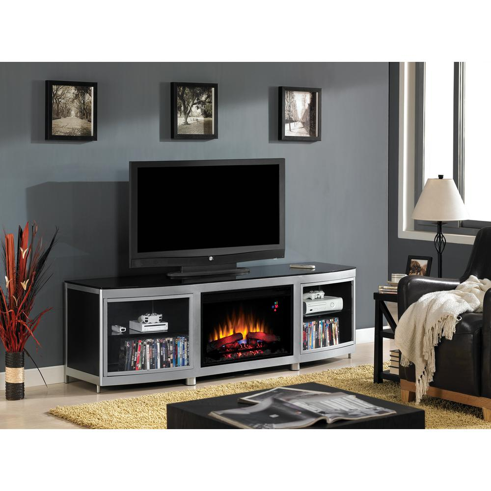 classic flame electric fireplaces fireplaces the home depot