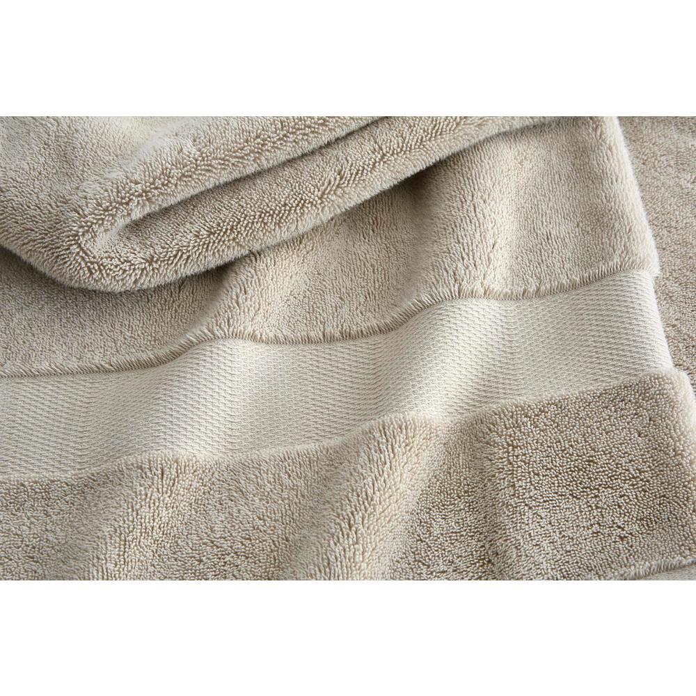 Plush Soft Cotton 6-Piece Towel Set