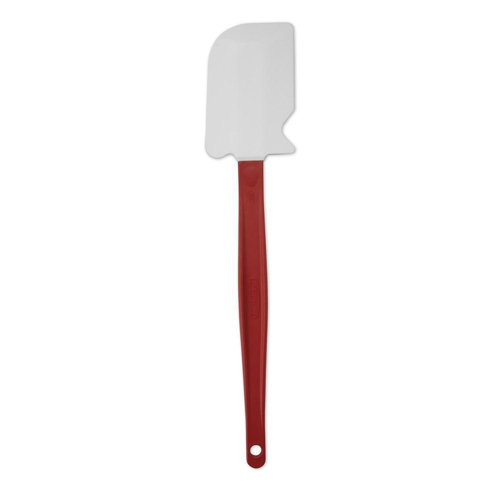Rubber Spatula in Red
