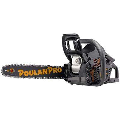 16 in. 40 cc Gas Chainsaw