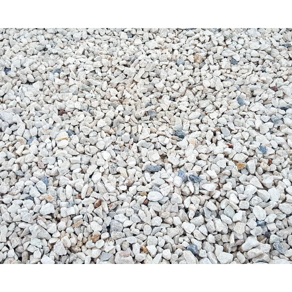 Super Sack Marble Chips - Marble Chips - Landscape Rocks - Hardscapes - The Home Depot
