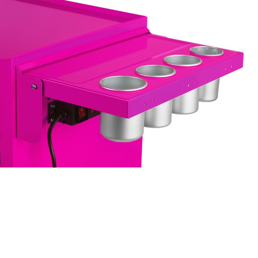 The Original Pink Box Power Shelf in Pink