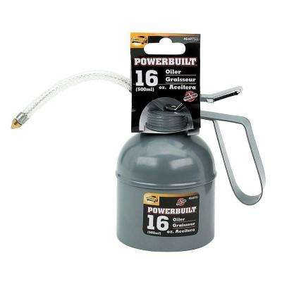 500cc 16 oz. Pint Capacity Oil Can