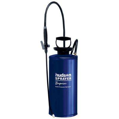 2.5 Gal. Bugwiser Galvanized Steel Sprayer
