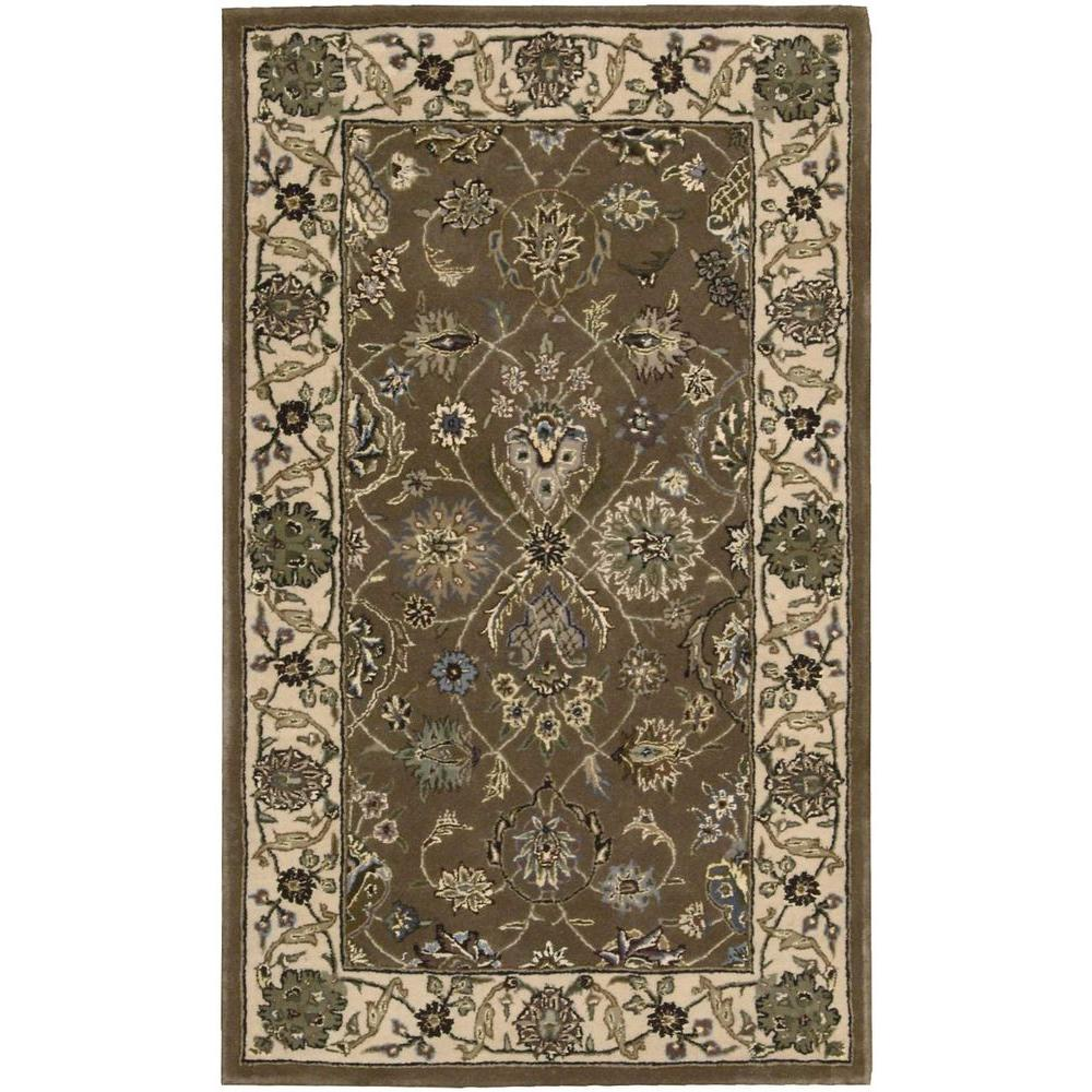 Nourison 2000 Mushroom 2 ft. 6 in. x 4 ft. 3 in. Accent Rug