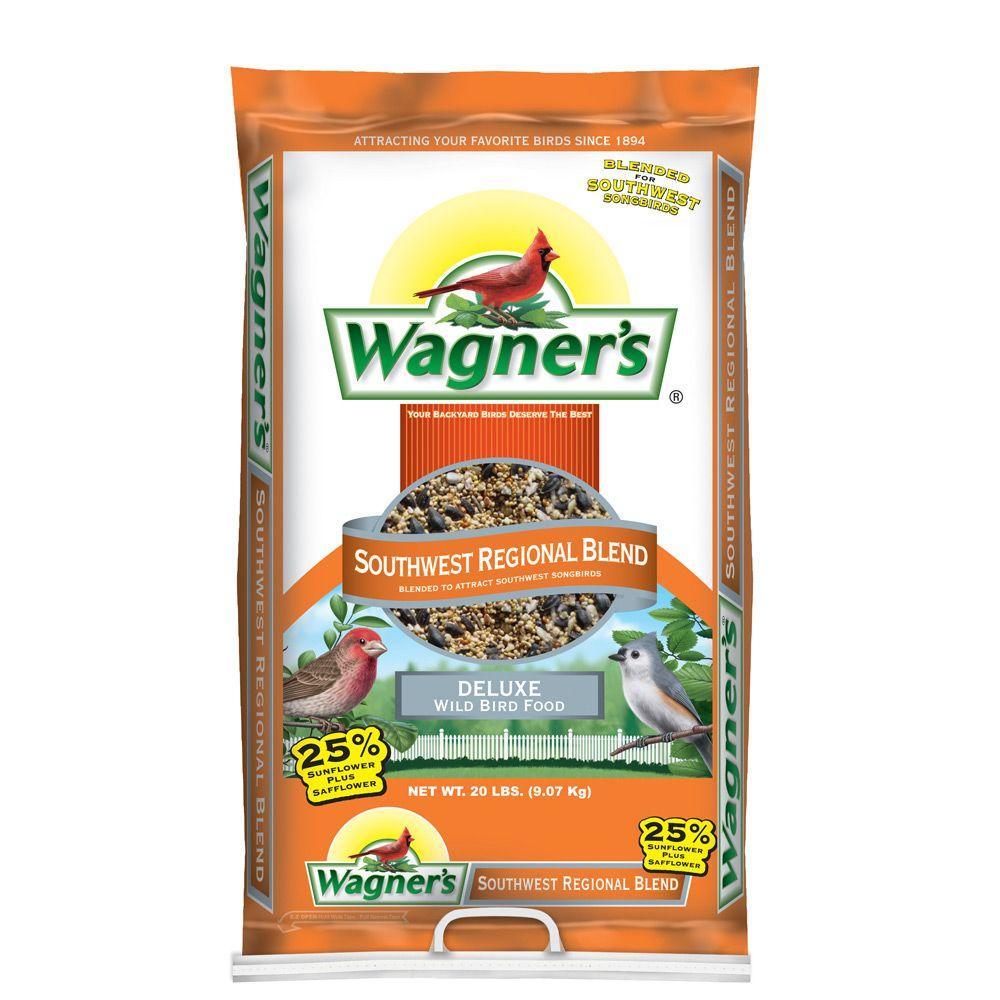 Wagner's 20 lb. Southwest Regional Blend Wild Bird Food