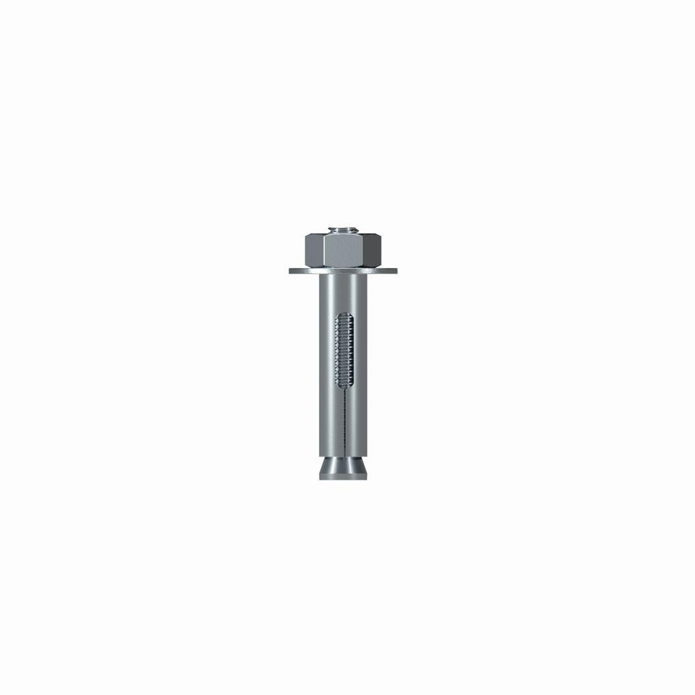Sleeve-All 1/2 in. x 2-1/4 in. Hex Head Zinc-Plated Sleeve Anchor