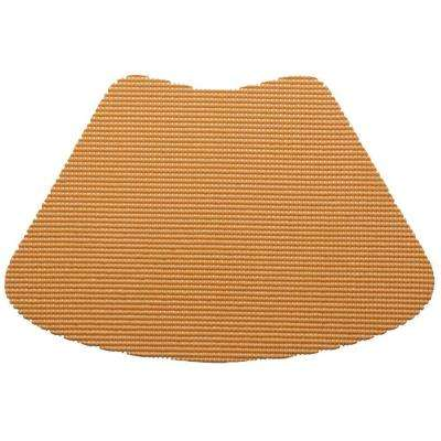 Fishnet Wedge Placemat in Toffee (Set of 12)