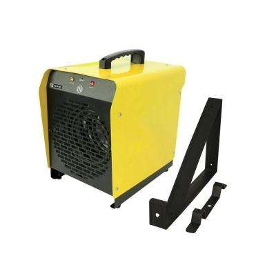4000-Watt 240-Volt Electric Portable/Fixed Mount Shop Heater