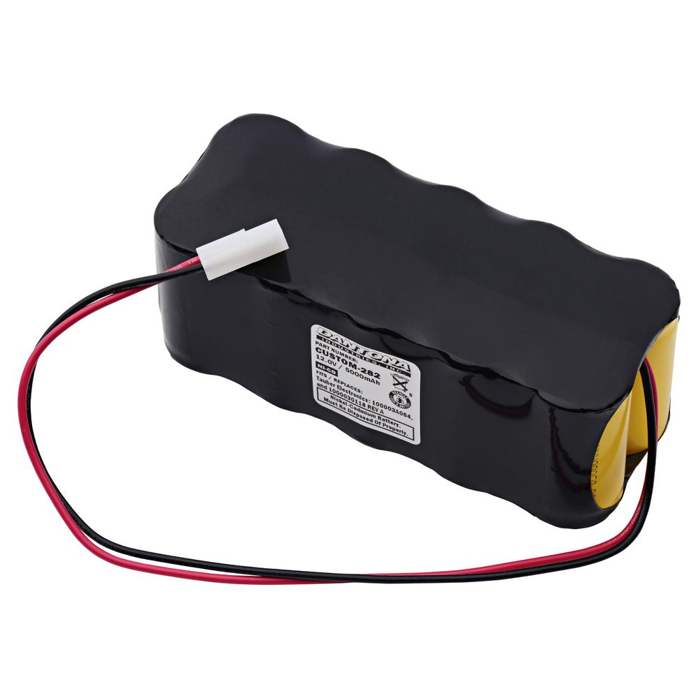 Dantona 12-Volt 5000 mAh Ni-Cd battery for Chloride - 1000030118 RE-Volt