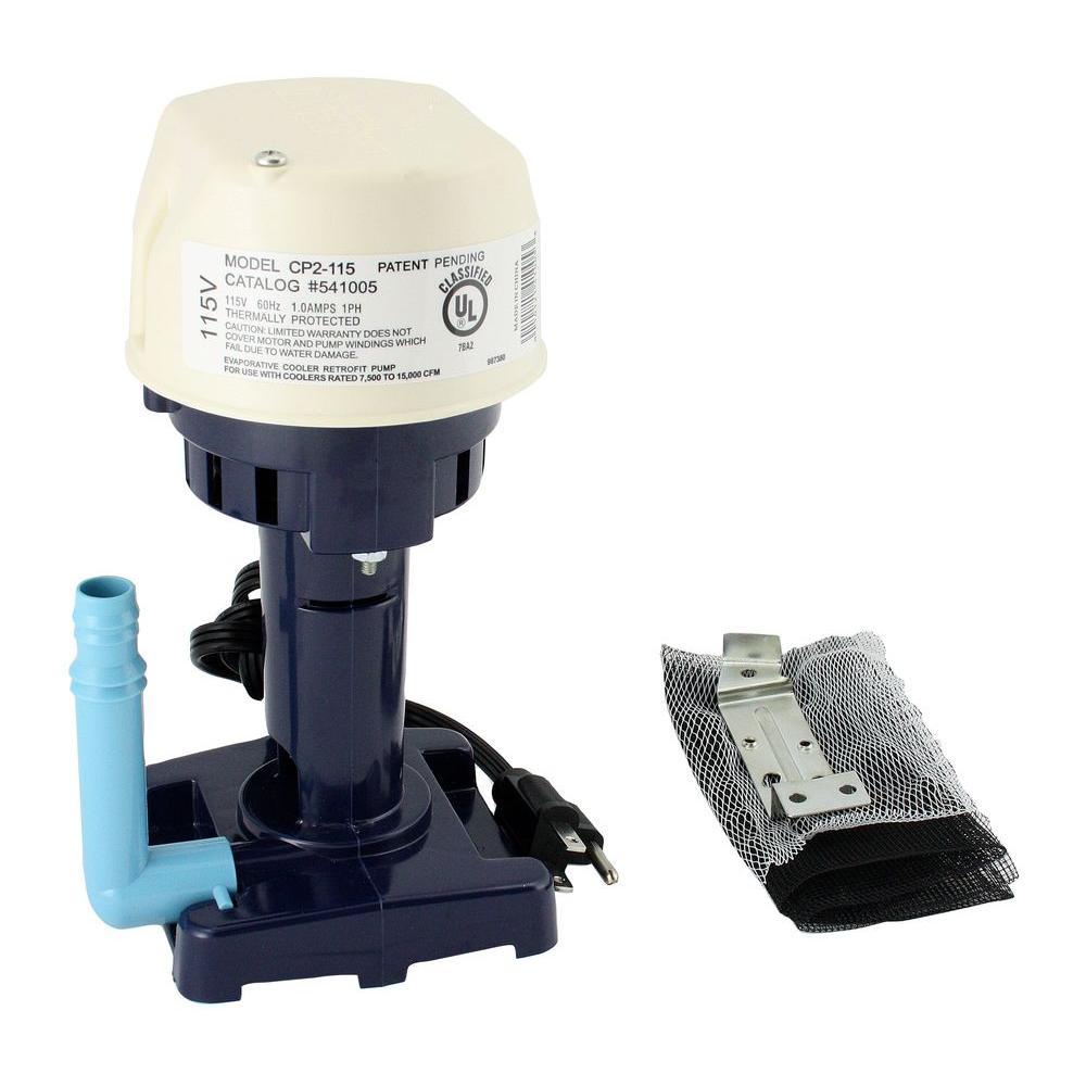 1/50 HP 115-Volt Evaporator Cooler Pump