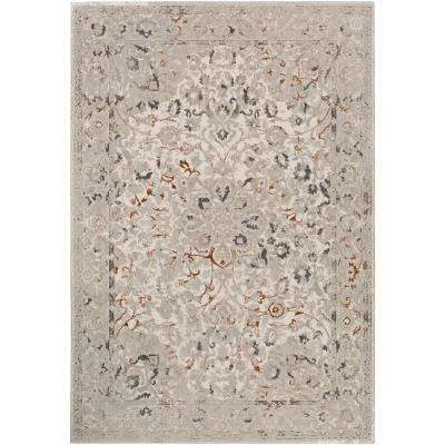 Vauxhall Taupe 2 ft. x 3 ft. Area Rug