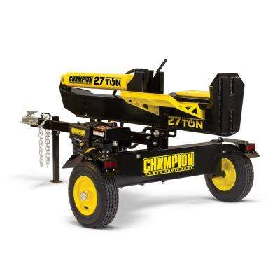 27 Ton 224cc Log Splitter