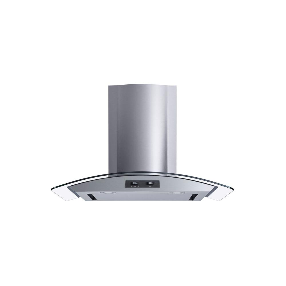 Kitchenaid 30 In Convertible Wall Mount Range Hood In