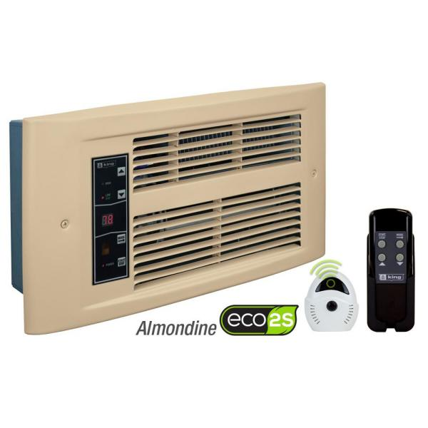 PX Eco 240-Volt, 1750-Watt, Electric Wall Heater in Almondine