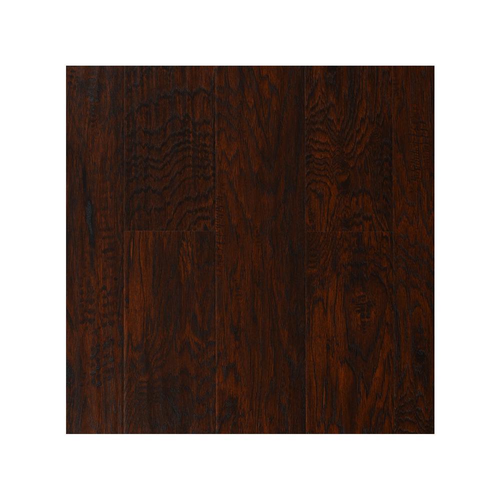 Take Home Sample - Wild Cherry 12 mm Laminate Flooring 4.96 in. W x 8 in. L