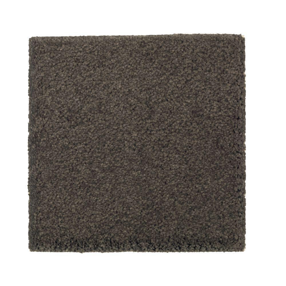 Petproof carpet sample gazelle i color rough stone for Pet resistant carpet