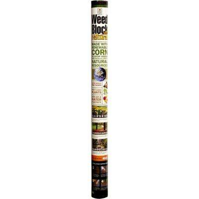 40 in. x 36 ft. Natural WeedBlock Landscape Fabric