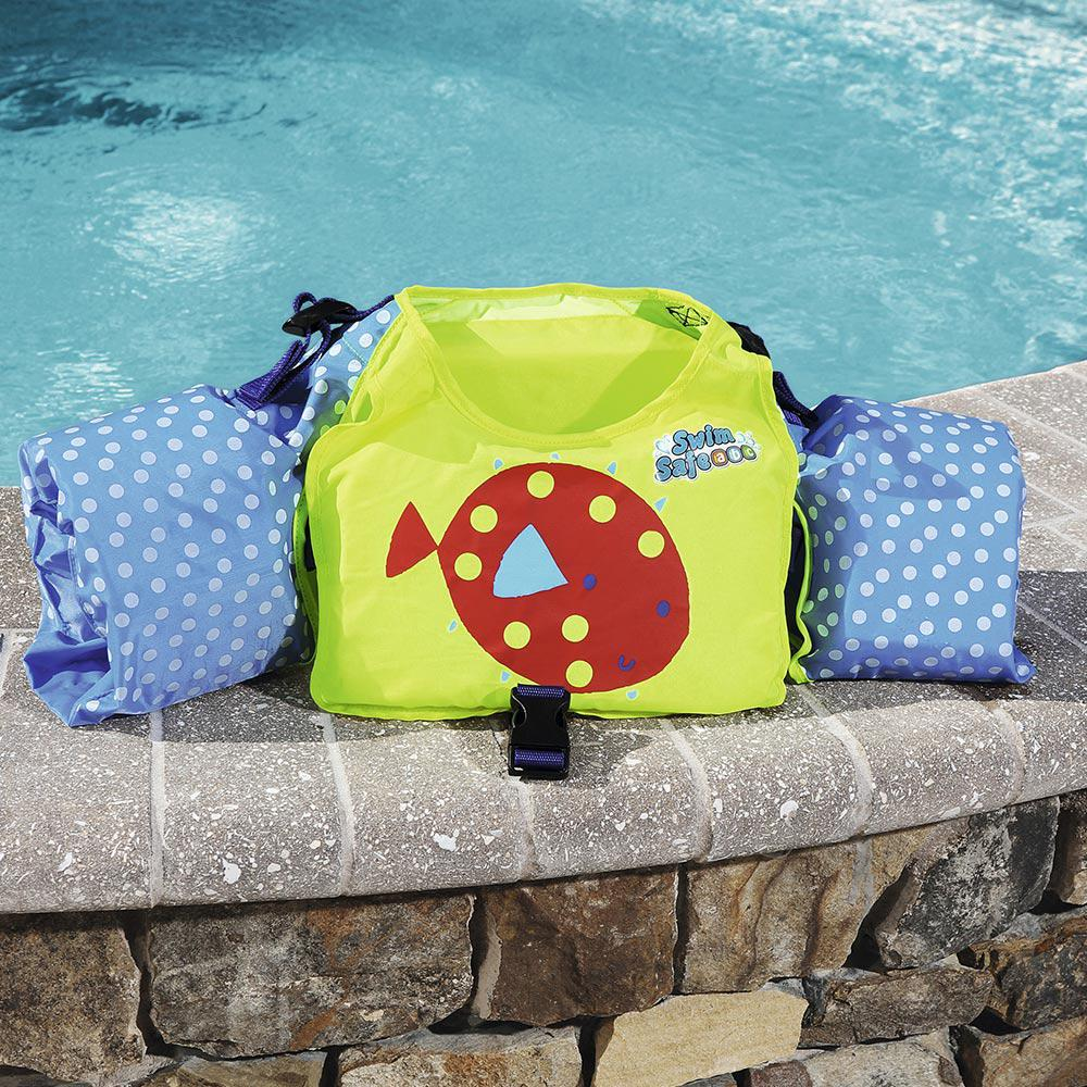 Swim Pal Duo USCG Fish Swim Trainer