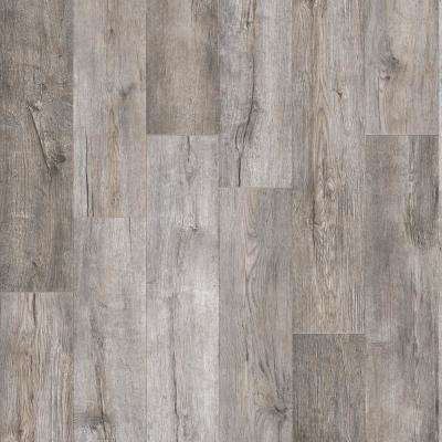 Take Home Sample -EIR Ardwick Tan Oak Laminate Flooring - 5 in. x 7 in.