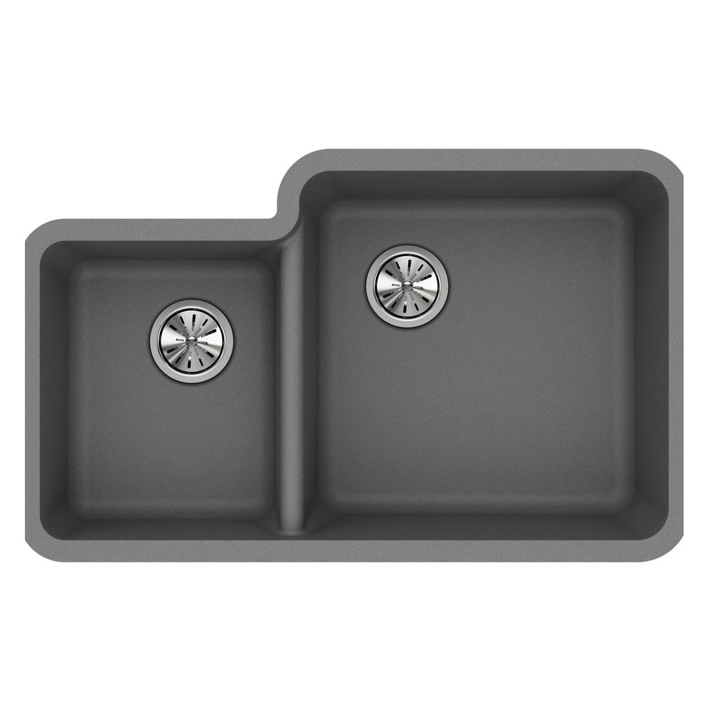 Granite/Quartz Composite - Kitchen Sinks - Kitchen - The Home Depot