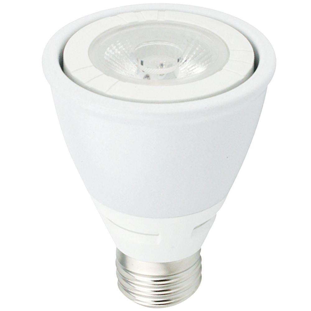 Elegant Lighting 40w Equivalent Soft White E26 Dimmable: Elegant Lighting 50W Equivalent Soft White PAR20 Dimmable