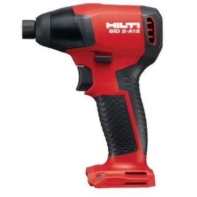 12-Volt Lithium-Ion Brushless Cordless 1/4 in. Hex Chuck SID 2-A Impact Driver