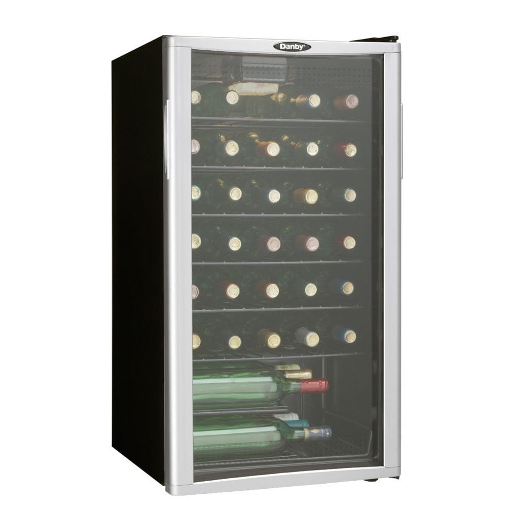 Danby 35-Bottle Freestanding Wine Cooler