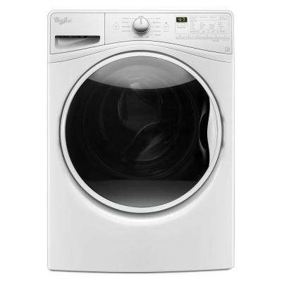 4.5 cu. ft. High-Efficiency Stackable White Front Load Washing Machine with ColorLast, ENERGY STAR