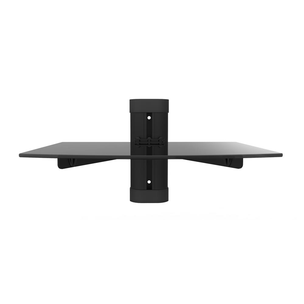 Fino AV Component Single Shelf Wall Mount Bracket