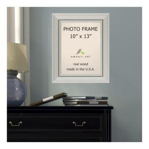 Amanti Art Romano 10 inch x 13 inch Silver Picture Frame by Amanti Art