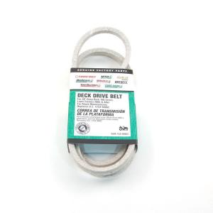 mtd genuine factory parts 38 in deck belt for 2005 and later lawn 38 in deck belt for mtd lawn tractors 2005 and later