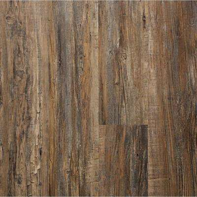 Stagecoach 5.91 in. x 48 in. HDPC Floating Vinyl Plank Flooring (19.69 sq. ft. per Case)