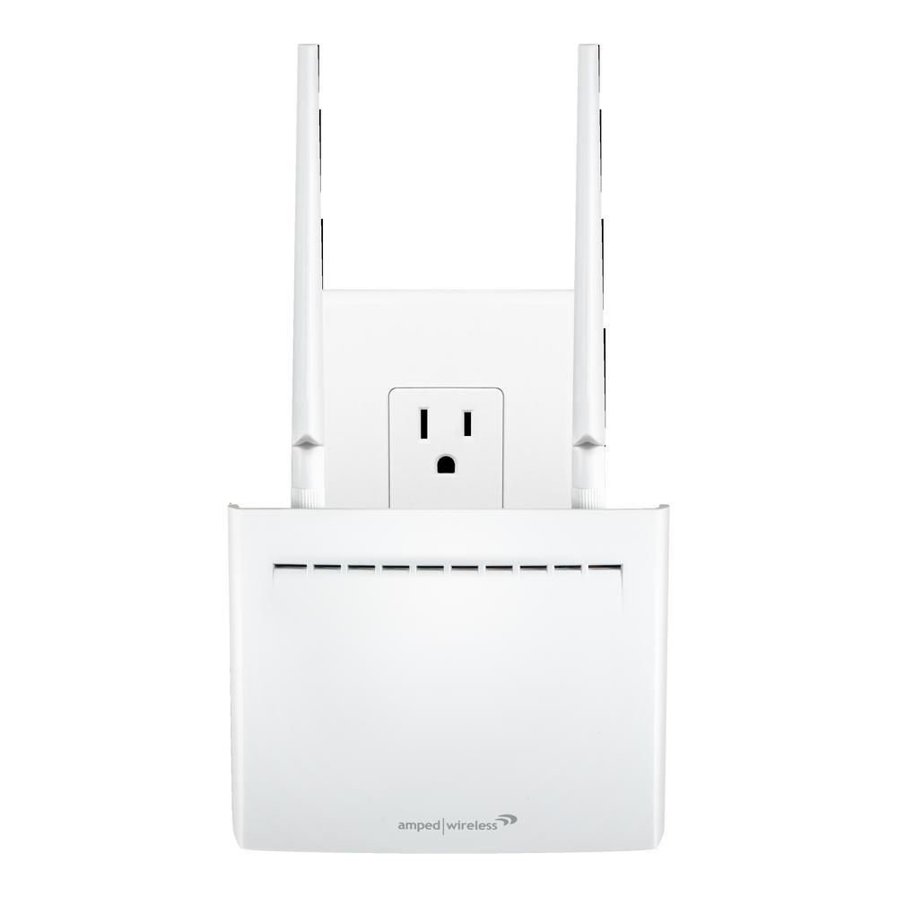 Amped Wireless High Power Plug-In AC2600 Wi-Fi Range Extender