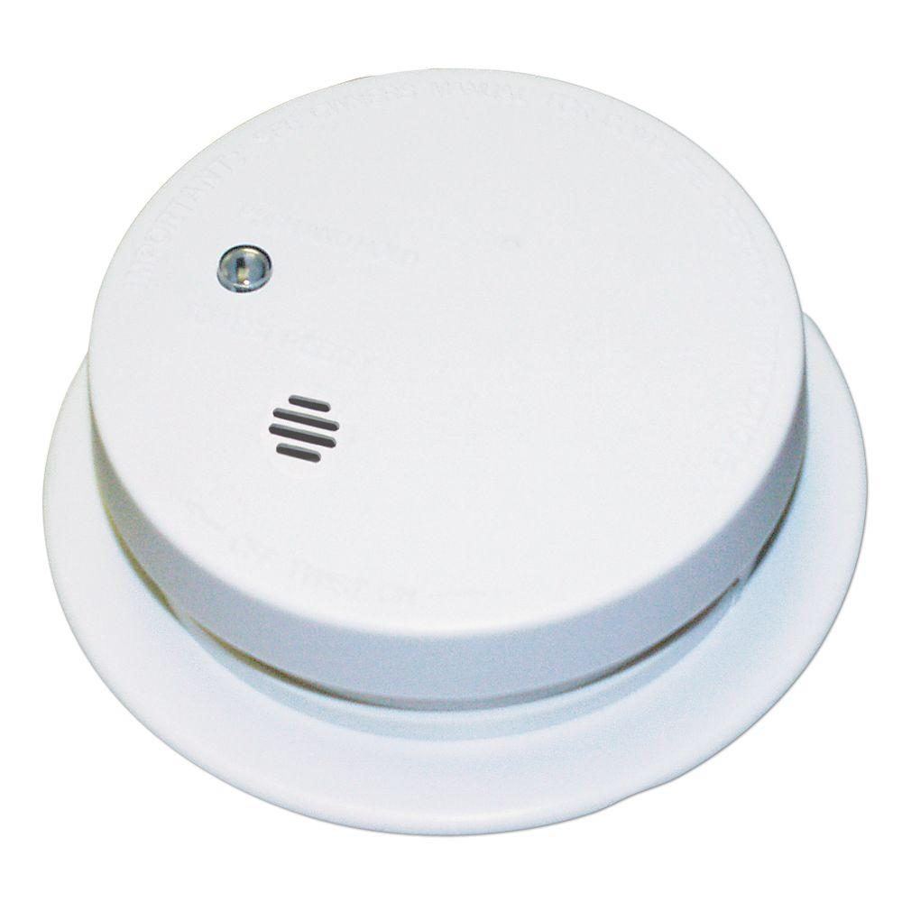 kidde smoke alarms 21026056 64_1000 smoke alarms fire safety the home depot est smoke detector wiring diagram at gsmx.co