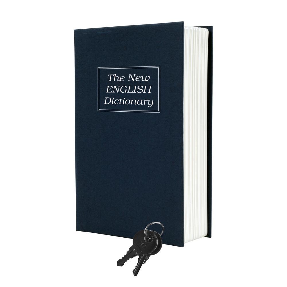 0.06 cu. ft. Dictionary Diversion Safe