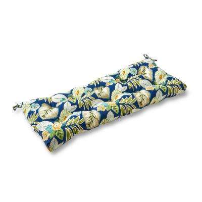 Marlow Floral Rectangle Outdoor Swing/Bench Cushion