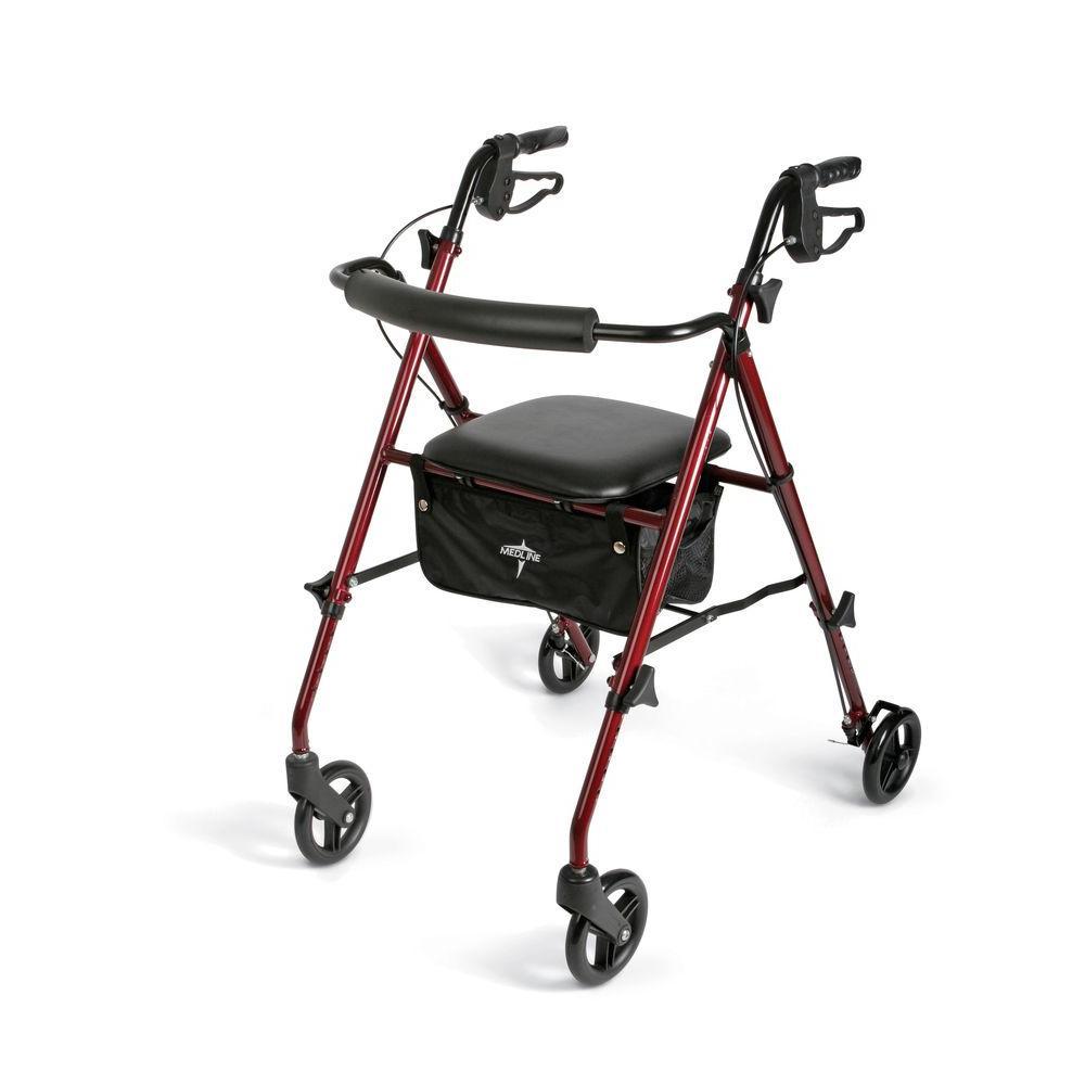 Medline Super-light Rollator/Walker