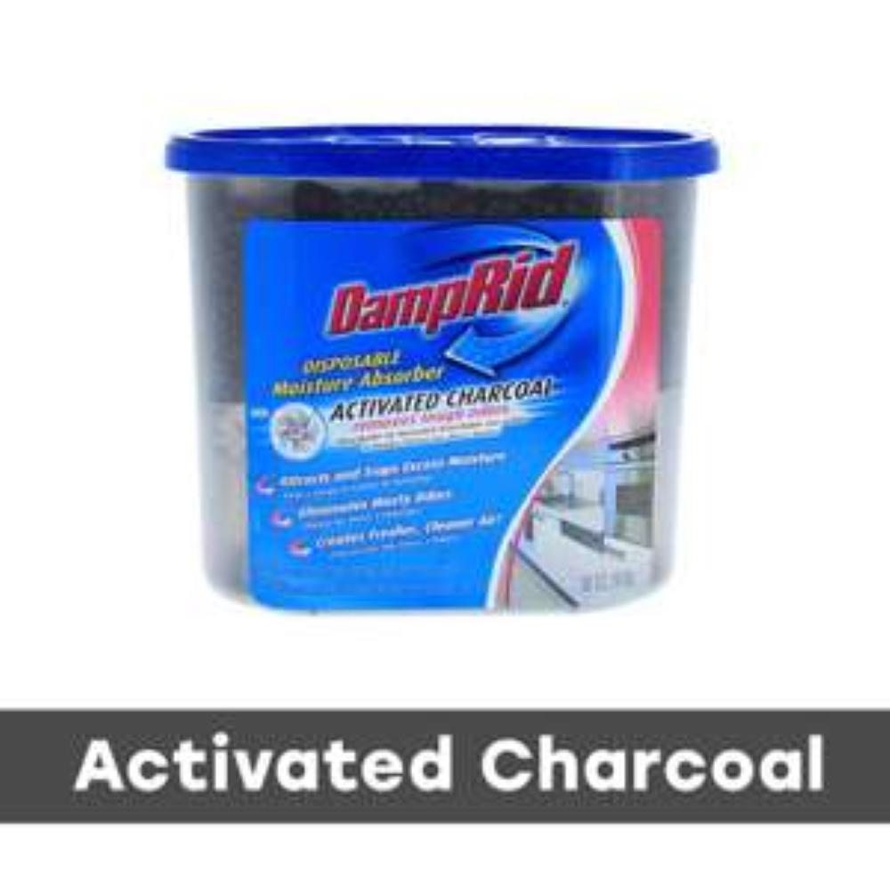 DampRid 18 oz. Disposable Moisture Absorber with Activated Charcoal