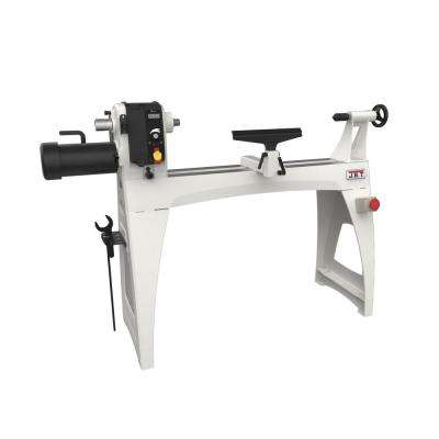 JWL 18 in. x 40 in. 230-Volt 2 HP Wood Lathe