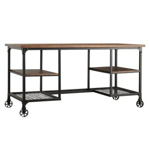 Cabella Distressed Ash Desk