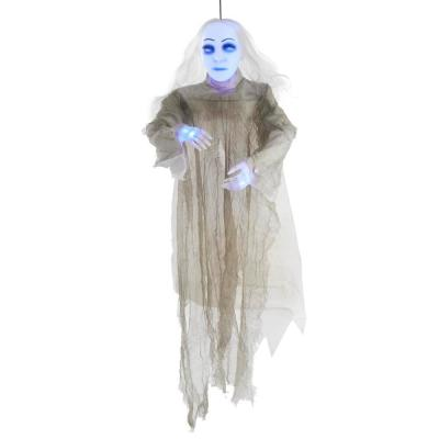 4 ft. LED Hanging Ghost Girl