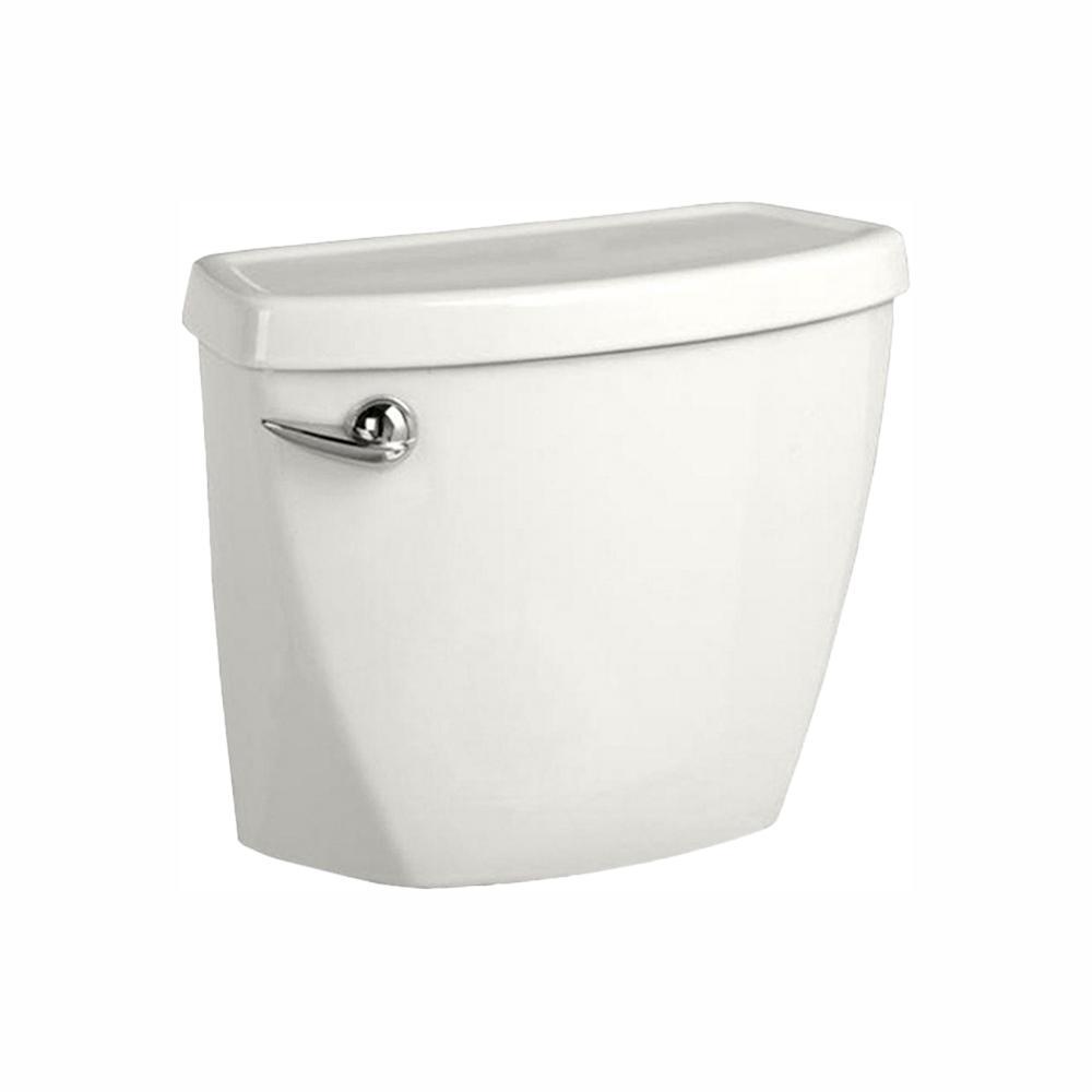 American Standard Baby Devoro 1.28 GPF Single Flush Toilet Tank Only in White