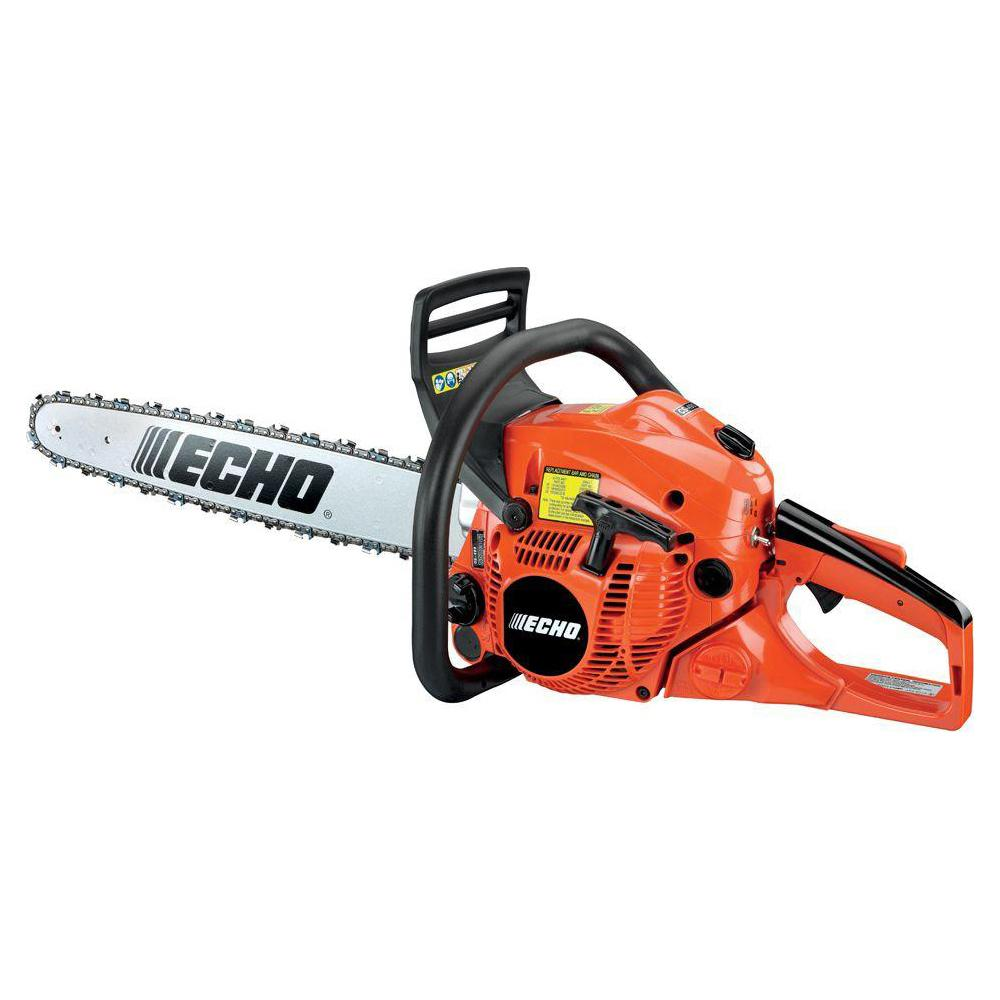 ECHO 16 in  50 2 cc Gas 2-Stroke Cycle Chainsaw