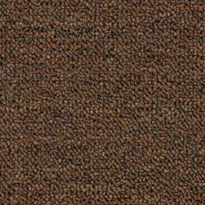 Carpet Sample - Main Rail 20 - Color Hopsack Texture 8 in. x 8 in.